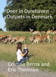 Deer In Dyrehaven Outpets In Denmark