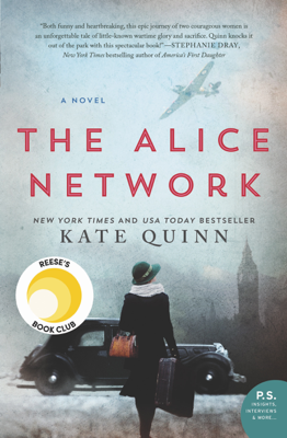 Kate Quinn - The Alice Network book