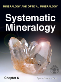 Systematic Mineralogy