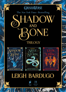 The Shadow and Bone Trilogy Book Cover