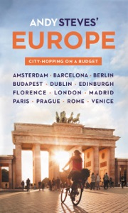 Andy Steves' Europe Book Cover