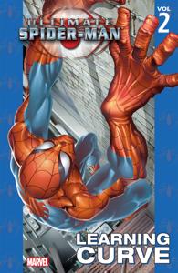 Ultimate Spider-Man, Vol. 2: Learning Curve Copertina del libro