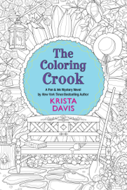 The Coloring Crook book