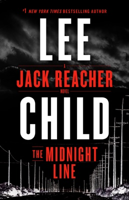 Lee Child - The Midnight Line book