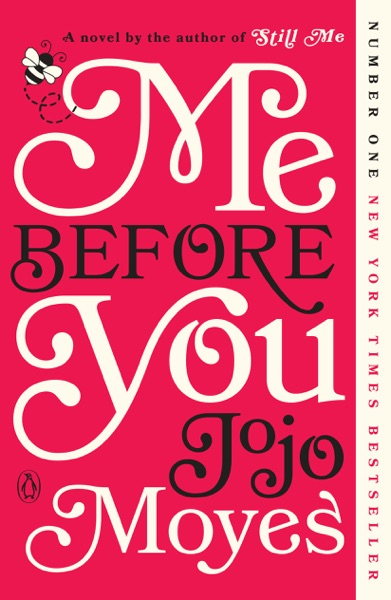Me Before You - Jojo Moyes book cover