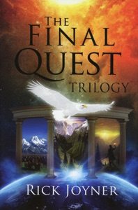 The Final Quest Trilogy Book Cover