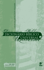 Dicionário Bíblico Universal Book Cover