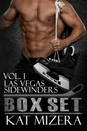 Las Vegas Sidewinders Box Set Volume 1