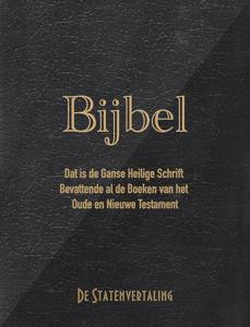 Bijbel Boekomslag