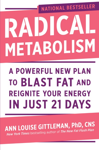 Radical Metabolism By Ann Louise Gittleman On Apple Books