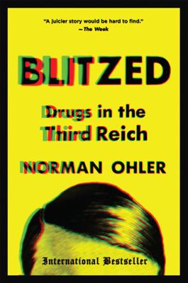 Blitzed - Norman Ohler book