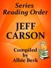 Jeff Carson: Series Reading Order - with Summaries & Checklist
