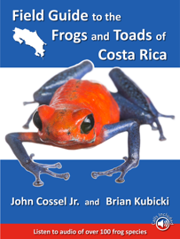 Field Guide to the Frogs and Toads of Costa Rica book