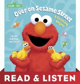 Over on Sesame Street (Sesame Street): Read & Listen Edition - Naomi Kleinberg & Tom Brannon