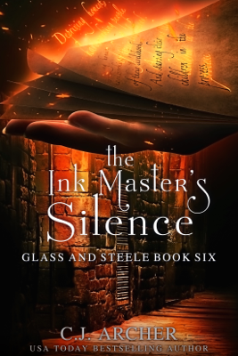 The Ink Master's Silence - C.J. Archer book