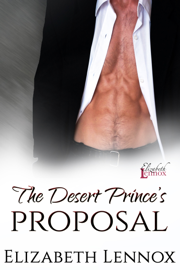 The Desert Prince's Proposal book