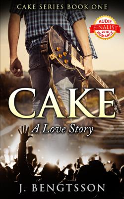 Cake A Love Story - J. Bengtsson book