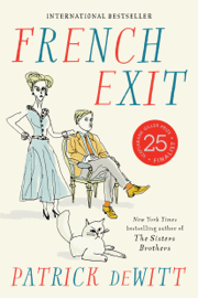 French Exit - Patrick DeWitt book summary