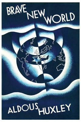 Brave New World - Aldous Huxley book