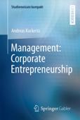 Management: Corporate Entrepreneurship