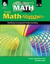 Daily Math Stretches Building Conceptual Understanding Levels 68