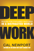Deep Work Book Cover