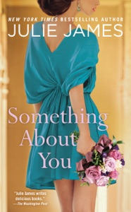 Something About You Book Cover