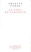 Le Goût de l'archive
