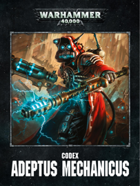 Codex: Adeptus Mechanicus Enhanced Edition book