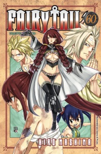 Fairy Tail vol. 60 Book Cover