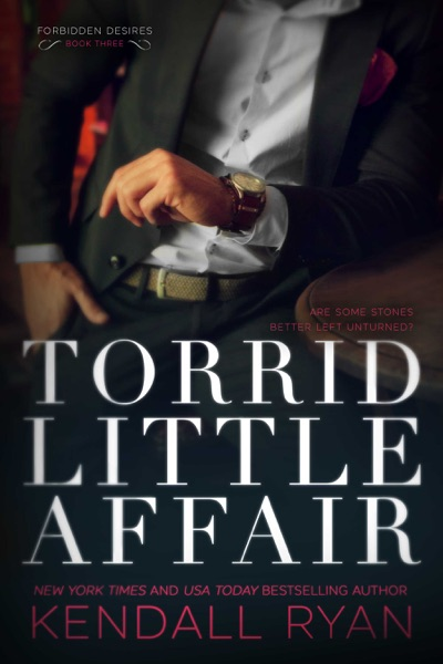 Torrid Little Affair - Kendall Ryan book cover