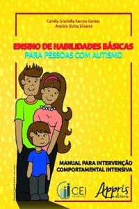 Ensino de habilidades básicas para pessoas com autismo Book Cover