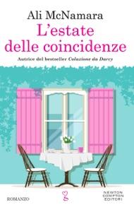 L'estate delle coincidenze di Ali McNamara Copertina del libro