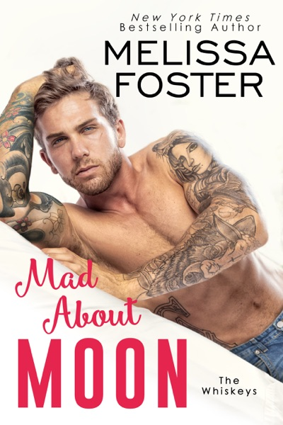 Mad About Moon - Melissa Foster book cover