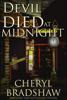Cheryl Bradshaw - The Devil Died at Midnight artwork