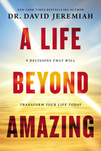A Life Beyond Amazing Book Cover
