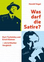 Harald Vogel - Was darf die Satire? artwork
