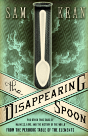 The Disappearing Spoon book