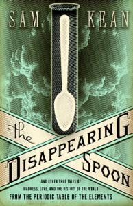 The Disappearing Spoon ebook