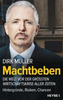 Dirk Müller - Machtbeben artwork