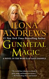 Gunmetal Magic book
