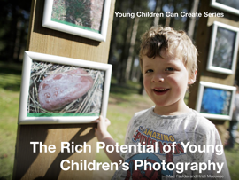 The Rich Potential of Young Children's Photography book