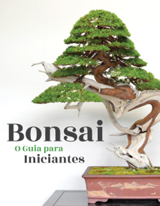 Bonsai, o Guia para Iniciantes Capa de livro