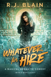 Whatever for Hire book