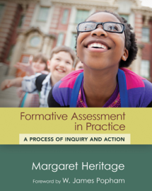 Formative Assessment in Practice book