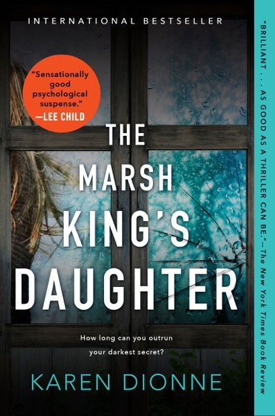 The Marsh King's Daughter - Karen Dionne book cover