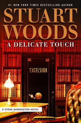 Stuart Woods - A Delicate Touch book