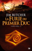 Jim Butcher - La Furie du Premier Duc artwork