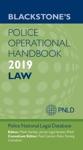 Blackstones Police Operational Handbook 2019 Law