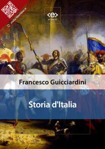 Storia d'Italia Libro Cover